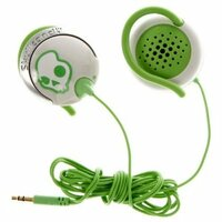 SKULLCANDY HH81-SKC01, SKC02, SKC03 ICON CLIP GREEN / BLACK / BLUE